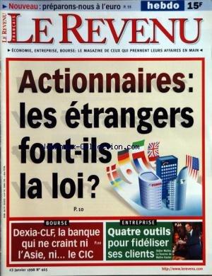 revenu-francais-le-no-465-du-23-01-1998-actionnaires-les-etrangers-font-ils-la-loi-dexia-clf-la-banq