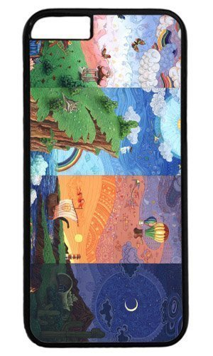 24 Hours Thanksgiving Easter PC Black Case for Masterpiece Limited Design iphone 6 by Cases & Mousepads