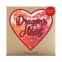 Makeup Revolution I Heart Makeup Highlighter, Dragons Heart, 10g