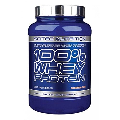 Scitec Nutrition Whey Protein Proteína Chocolate con Leche - 920 g