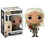 Funko POP 3 3/4-Inch Game of Thrones: Daenerys Targaryen (Colors May Vary) Action Figure Dolls Toys by Funko POP Toys