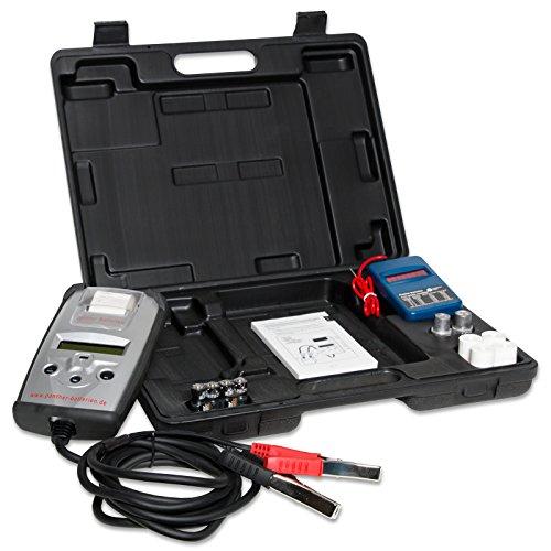 Batterietester Panther BT501 - 6 / 12 V Digital mit Drucker für Blei Gel AGM