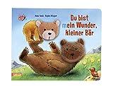 Du bist (m)ein Wunder, kleiner Bär: Meine Fingerpuppen-Freunde (Doppelfingerpuppen-Bücher)