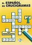 El espa�ol en crucigramas 1 : Para pr...