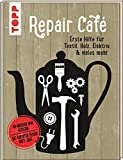 Repair Café: Erste Hilfe für Textil, Holz, Elektrik & vieles mehr