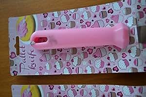 Palette-Spatule pour glaçage, couteau à trancher &glaçage pour gâteau de 29 cm, pour une utilisation facile