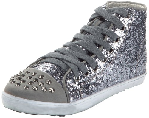 Colors of California HCFSK04K, Baskets mode fille Gris