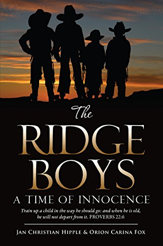 the-ridge-boys-a-time-of-innocence-english-edition
