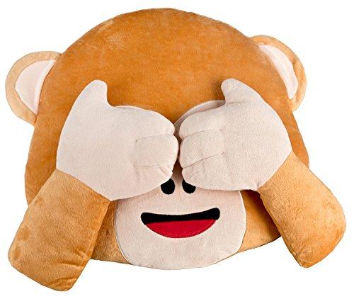 Emoticon emoji cuscino decorativo xxl-ca. 35x 35cm