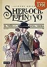 El trío de la dama negra. Edición especial: Sherlock, Lupin y yo (1) par Adler