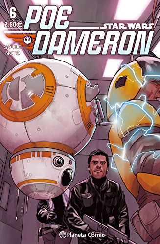 Star Wars Poe Dameron - Numero 06 (STAR WARS: CÓMICS MARVEL)