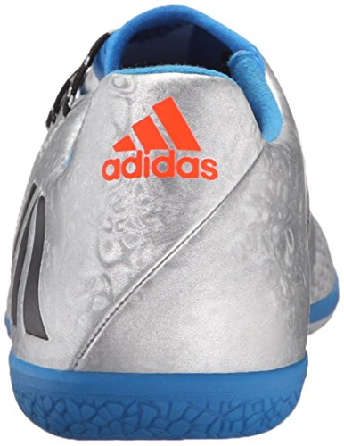 Adidas Performance Messi 16.3 Chaussures de football Silver Metallic/Black/Shock Blue S