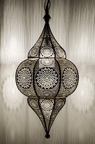 Orientalische Lampe Pendelleuchte Malha 50cm E14 Lampenfassung gebraucht kaufen  Wird an jeden Ort in Deutschland