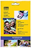 Idena 315093 - Fotopapier, 180 g, hochglänzend, 20 Blatt, Format: 15 x 10 cm, hochweiß