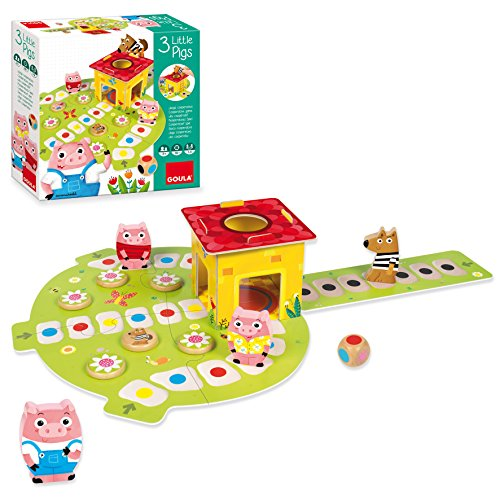 Goula - 53146 - 3 Little Pigs