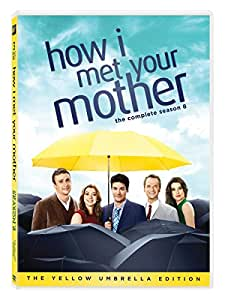 How I Met Your Mother: The Complete Season 8 - The Yellow Umbrella Edition