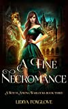 A Fine Necromance: A Paranormal Academy Series (A Witch Among Warlocks Book 3) (English Edition)