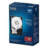 WD 3TB interne Festplatte SATA 6Gb/s 64MB 3,5 Zoll 5400Rpm NAS Systeme für 1-5 Bay