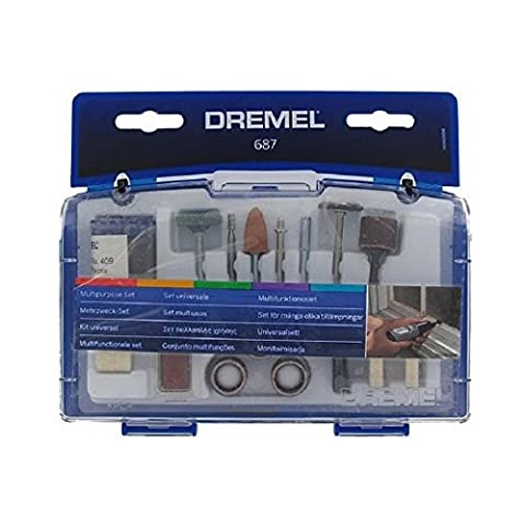 Dremel General Purpose Acc Set