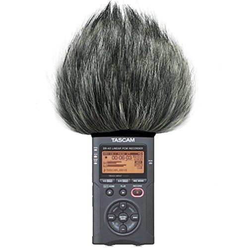 first2savvv-tm-dr-40-b01-microfono-externo-peludo-parabrisas-manguito-para-grabadores-digitales-para