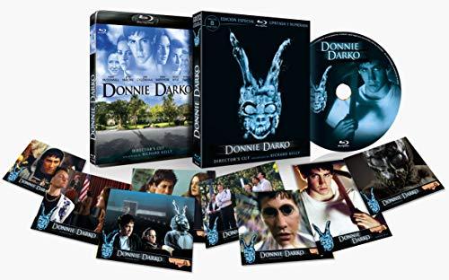 Donnie Darko BD 2001 DirectorŽs Cut con Funda 3D Edición Limitada y Numerada con 8 Postales [Blu-ray]