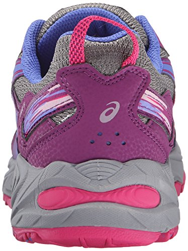 Asics Gel Venture 5 Maschenweite Laufschuh Phlox/Sport Pink/ Aluminum