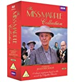 The Complete Agatha Christie's Miss Marple DVD Collection [12 Discs] Box Set Starring Joan Hickson: Body in the Library/ Moving Finger / A Murder Is Announced / A Pocketful of Rye / Murder at the Vicarage / Sleeping Murder / At Bertram's Hotel / Nemesis / 4.50 from Paddington / A Caribbean Mystery / They Do It With Mirrors / Mirror Crack'd from Side to Side