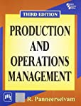 R.Panneerselvams Production and Operations Management,published by Phi Learning Private Ltd.,is a comprehensive book for students of management and engineering.It comprises of topics like contract laws,capacity requirement planning,quality function d...