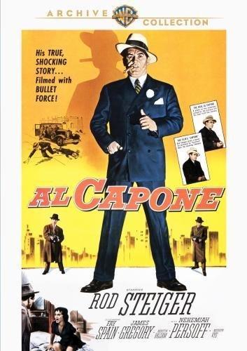 Al Capone by Rod Steiger