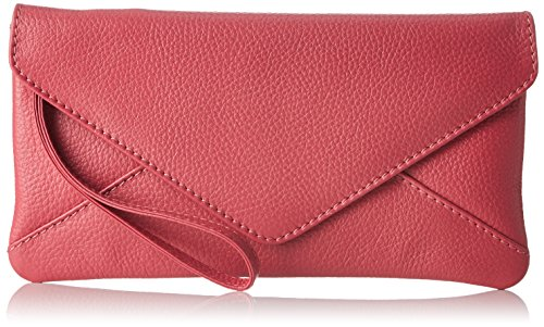 Loxwood - Pochette Lana Cuir, Pochette Donna Rose (Orchid)