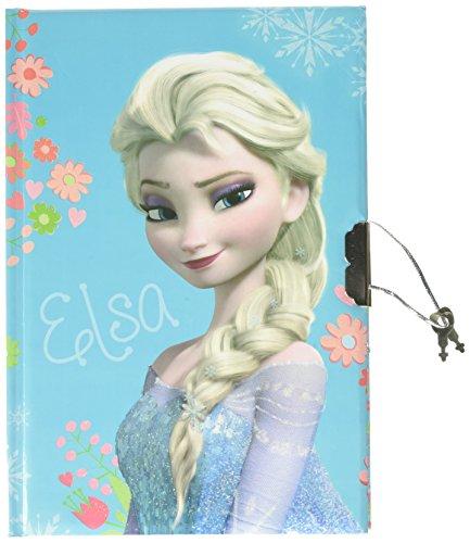 Frozen - Diario secreto de 19,5 X 13,5 cm