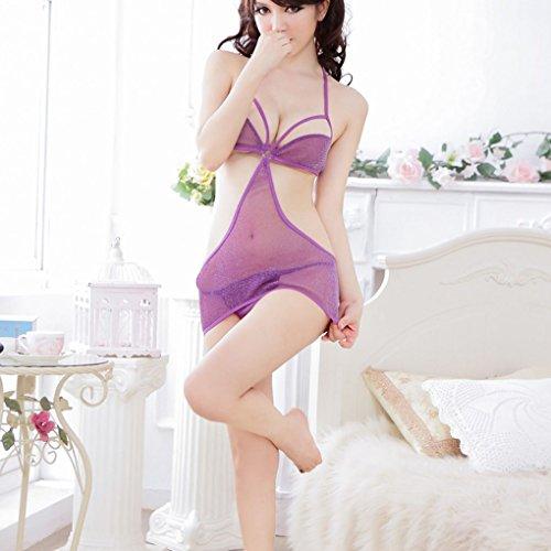 Costume Erotico Costumi Donne Intimo Costume Eccellente Costume da Uomo Costume da Uomo Purple