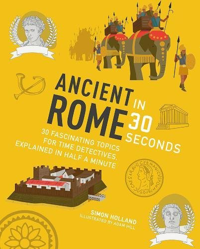 Ancient Rome in 30 seconds (ivy kids)