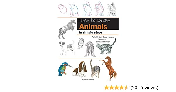 how to draw animals amazon co uk various 9781844486649 books