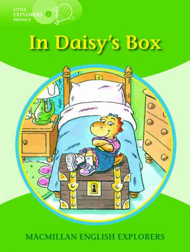 Explorers Phonics Little A In Daisys Box (Macmillan English Explorers) por Gill Budgell