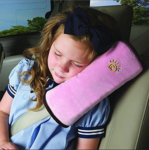 Ruirui Cuscino auto cintura di sicurezza proteggere la spalla Pad