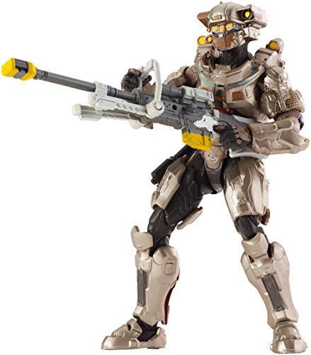 Halo Spartan Linda 6 Figure by Mattel