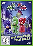 PJ Masks – Pyjamahelden 4 - Wir knacken den Fall!