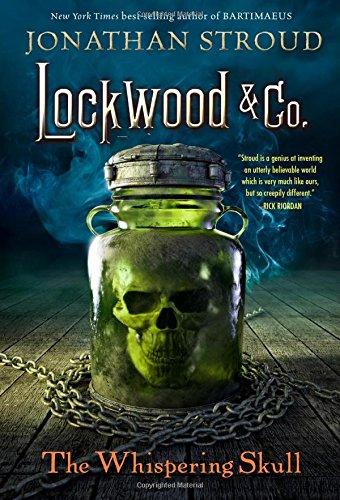 Buchseite und Rezensionen zu 'Lockwood & Co., Book 2 The Whispering Skull' von Jonathan Stroud
