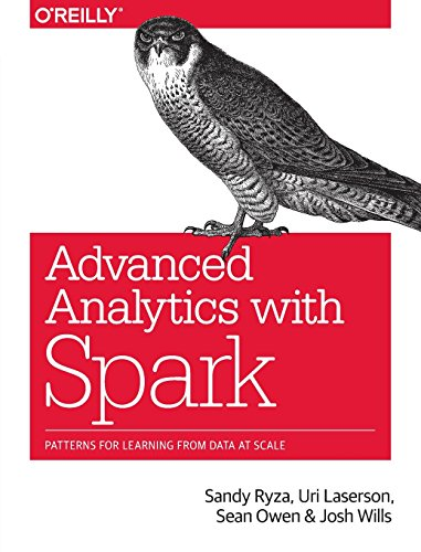 Advanced Analytics with Spark: Patterns for Learning from Data at Scale por Sandy  Ryza