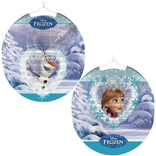 e Laterne Frozen Eiskoenigin Anna und Elsa oder Olaf by Riethmüller (Olaf Geburtstagsparty)