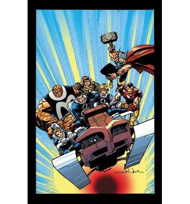 [ INTO THE TIME STREAM (FANTASTIC FOUR EPIC COLLECTION #20) ] Into the Time Stream (Fantastic Four Epic Collection #20) By Simonson, Walter ( Author ) Aug-2014 [ Paperback ]