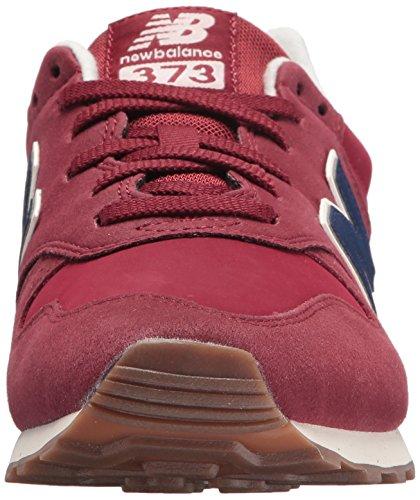 Nuovo Bilancia Herren 373 Sneaker Rot (rosso / Blu)