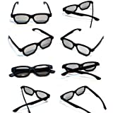 10 x Newest Latest 3D Glasses for 3D Passive LG Panasonic Sony TVs Monitor Passive 3D