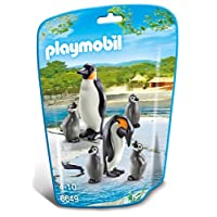 Playmobil 6649 City Life Penguin Family(Multi-color)