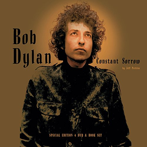 Bob Dylan - Constant Sorrow (4 DVD-Deluxe Edition + 116-seitiges Buch!) [Special Edition]