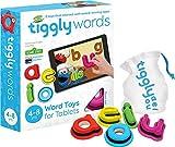 Tiggly Words Iinteractives Lernspiel für Kinder (4-8 Jahre)