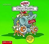 Circus Digedag - Römer-Serie 1 (Mosaik von Hannes Hegen / Ein Hörbuch für Groß und Klein) [Audio-CD - 58 Min. / Audiobook]
