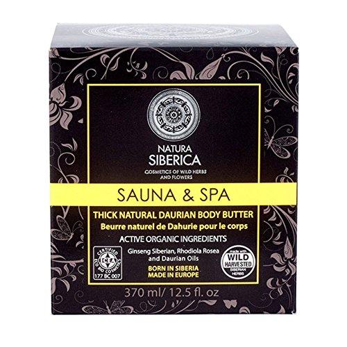 Natura sibérica - Sauna&spa aceite daúrico corporal 370 ml
