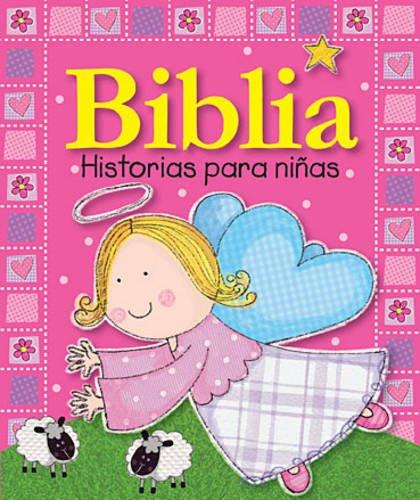 Biblia Historias Para Niñas por Lara Ede
